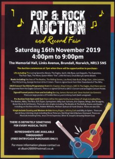 Rock and Pop Auction