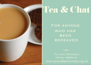 Tea and Chat - Bereavement support group
