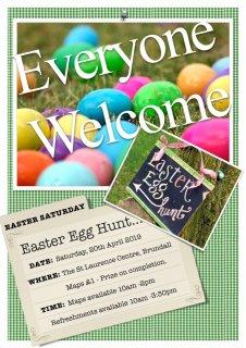 Easter Egg Hunt & Refreshments