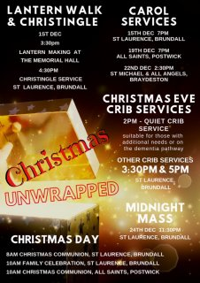 Christmas Unwrapped 2019