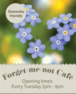 Forget - Me - Not Cafe