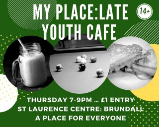 My Place Late: Youth Cafe