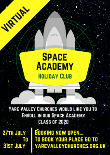 Space Academy Holiday Club