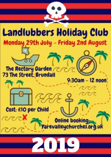 Landlubbers Holiday Club